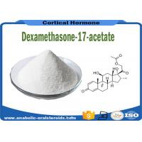 Buy cheap CAS 1177-87-3 Pharmaceutical Raw Materials Corticosteroid Hormone Dexamethasone-21-Acetate product