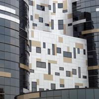 Quality white acp panels for high building exterior wall/aluminum panels for sale