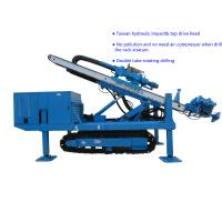 Buy cheap Φ150~Φ250 Hydraulic Impact  80~100 m   Top Drive Anchor Drilling Rig product