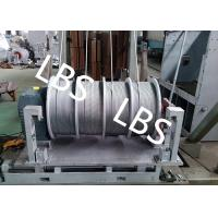 Buy cheap High Performance Wire Rope Windlass Anchor Winch For Building Wipe Wall product