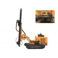 Buy cheap KG410 Dth Drilling Machine Rock Ground Drilling Rig 40 KN Lifting Force For Open Mine product