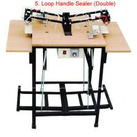 Buy cheap Single / Double Pneumatic Industrial Peripheral Devices , Manual Loop Handle Sealer product