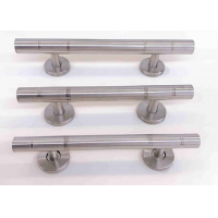 Buy cheap Stainless steel door pull handle with Chrome Plated product