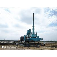 Buy cheap ZYC600 Pile Driving Rig For Concrete Pile , Hydraulic Piling Rig Machine product