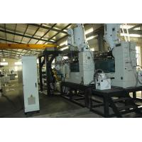 China Cooling Frame Thick Plate Extrusion Line Edge Trimming Unit For PP PE PVC Material on sale