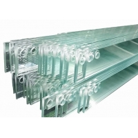 Buy cheap Explosion-Proof Clear Tempered Shower Glass Panel For Shower Room from wholesalers