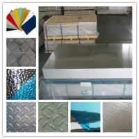 Buy cheap Alloy 1100 3003 Smooth Reflective Aluminum Sheet Plate Hot Rolling and Cold Rolled product
