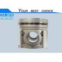 Buy cheap 4JG1 Isuzu Piston 8972206040 For Excavator Bright Surface Alfin Frist Ring Groove product