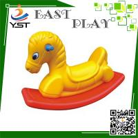 Buy cheap Anti UV Plastic Rocking Horse Improve Intelligence For 3 - 8 Years Old Kids product