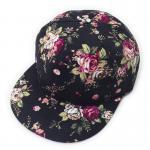 Buy cheap Adjustable Hip Hop Snapback Caps , Flat Brim Baseball Cap Anti Pilling For Adult product