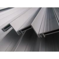 Quality Silver Anodized Aluminum Frames For Solar Panels Mounting Frames 260 Watt 60 Cells 1650 X 992 MM for sale