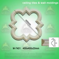 China New style decorative PU ceiling tiles/wall mouldings wholesale