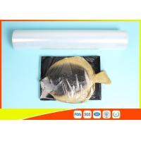Buy cheap Fresh Stretch Pvc Cling Film Food Wrapping , Transparent Soft Catering Plastic Wrap product