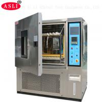 Buy cheap Touch Programmable High-Low Temperature Humidity Chamber , Heating Aging Oven Test Equipment product