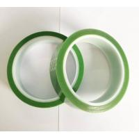 Buy cheap Single Side Light Green High Temperature Resistant Tape 650mm Length from wholesalers