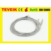 Buy cheap EEG cable, DIN1.5 socket,1m , Silver plated copper ,TPU material product