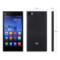 China Original Xiaomi Mi3 M3 Qualcomm Quad Core Mobile Phones 2GB RAM 16GB ROM 5 inch 1080p on sale