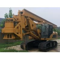 Buy cheap Rotary Drilling Rigs TR180D ; Max Hole Diameter 1800mm ; Max drilling depth 60m ; Engine model CAT C - 7 ; product