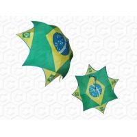 China 2016 Brazil Olimpic promotional national flag umbrella wholesale
