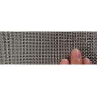 Buy cheap SS 304 stainless steel square hole wire mesh,20 mesh 40 mesh woven wire mesh rust resistance customized size for sale product