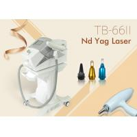 China 1064nm 532nm Eyebrow Tattoo Removal ND YAG Laser /  Laser Tattoo Removal Machine 2000mj wholesale
