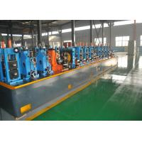 Buy cheap High Performance Steel Pipe Making Machine , Welding Tube Mill Machine product