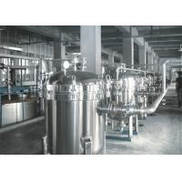 Buy cheap DL Bag Type Industrial Bag Filters / Refine Filter For Edible Oil CE Approved product