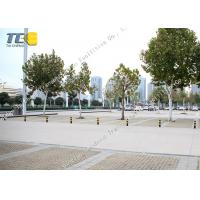 Buy cheap Outdoor Parking Fixed Bollards Telescopic Security Posts For Driveways product