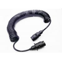 Buy cheap PVC Insulated 7 Core Trailer Backup Camera Cable For Truck Video System product