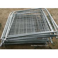 Buy cheap Pre Galvanized Steel Wire Farm Mesh Fencing 4 FT For Livestock Protection I Type product