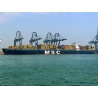 Buy cheap LCL FCL Ocean Freight Services Direct Logistics From Shenzhen To Tunis / RADES product