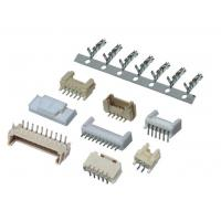 China JVT PHS 2.0mm Single Row Wire to Board Crimp style Connectors with Secure Locking Devices wholesale