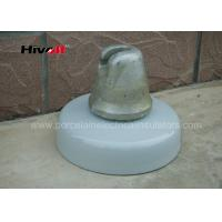 IEC Standard Disk Type Insulator, Post Type Insulator For Electrical Power Lines