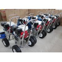 Quality Honda Engine Gas Powered Airless Paint Sprayer For Residential Interior Walls for sale