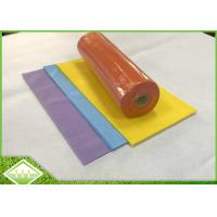 Colorful TNT Non Woven Tablecloth Roll For Wedding Party 100% Polypropylene