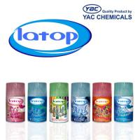 Buy cheap Various Fragrances Car Metered Air Fresheners for Metered Valves product