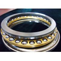 Buy cheap Corrosion Resistant Double Thrust Bearing 51108 , Machine Tool Open Ball Bearing product