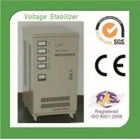 Buy cheap 380V/220V SVC AC Automatic Voltage Stabilizer product