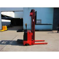 Buy cheap 1.5 Ton Economic Mini Electric Pallet Stacker With 3000mm Lifting Height product