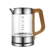 Buy cheap Most Popular home appliance Glass Electric Kettle 1.8L 1800W Glass Body Design product