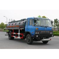 Buy cheap 10000l 4x2 Dongfeng Flammable Liquid Tank Truck Transport Aether product