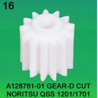 Buy cheap A128761-00 GEAR D-CUT FOR NORITSU qss1201/1701 minilab product