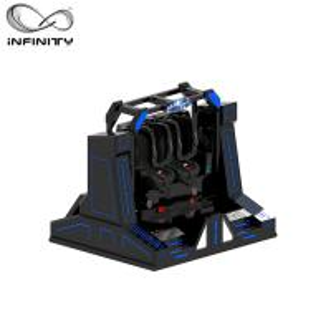Buy cheap Exciting Amusement Park  VR Motion Simulator 9D Cinema Super Pendulum Virtual Reality Game product