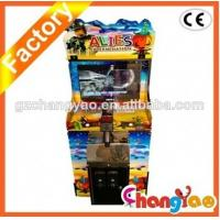 China Mini Alies Shooting Game Virtual Game Machines on sale