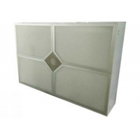 Buy cheap Powder Coated Steel Laminar Flow Ceiling For Hospital from wholesalers