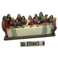 Buy cheap Cheap christianity Jesus the last supper jesus statue for sale product