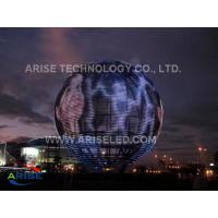 Buy cheap ARISELED P8 Led Screen Ball For Stage 1400 nits LED spher LED ball Led Screen Ball P4 P5 P product