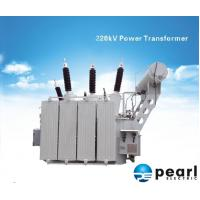 Buy cheap 33 ~ 220kV,  Oil Immersed Power Transformer,  CE KEMA Certification product