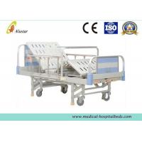 Foldable Aluminum Alloy Hospital Medical Beds Wtih Turning Table 3 Position Hand Control (ALS-M325)