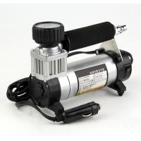 Buy cheap Portable Car Air Compressor With Cigarette Lighter 140PSI Car Pump product